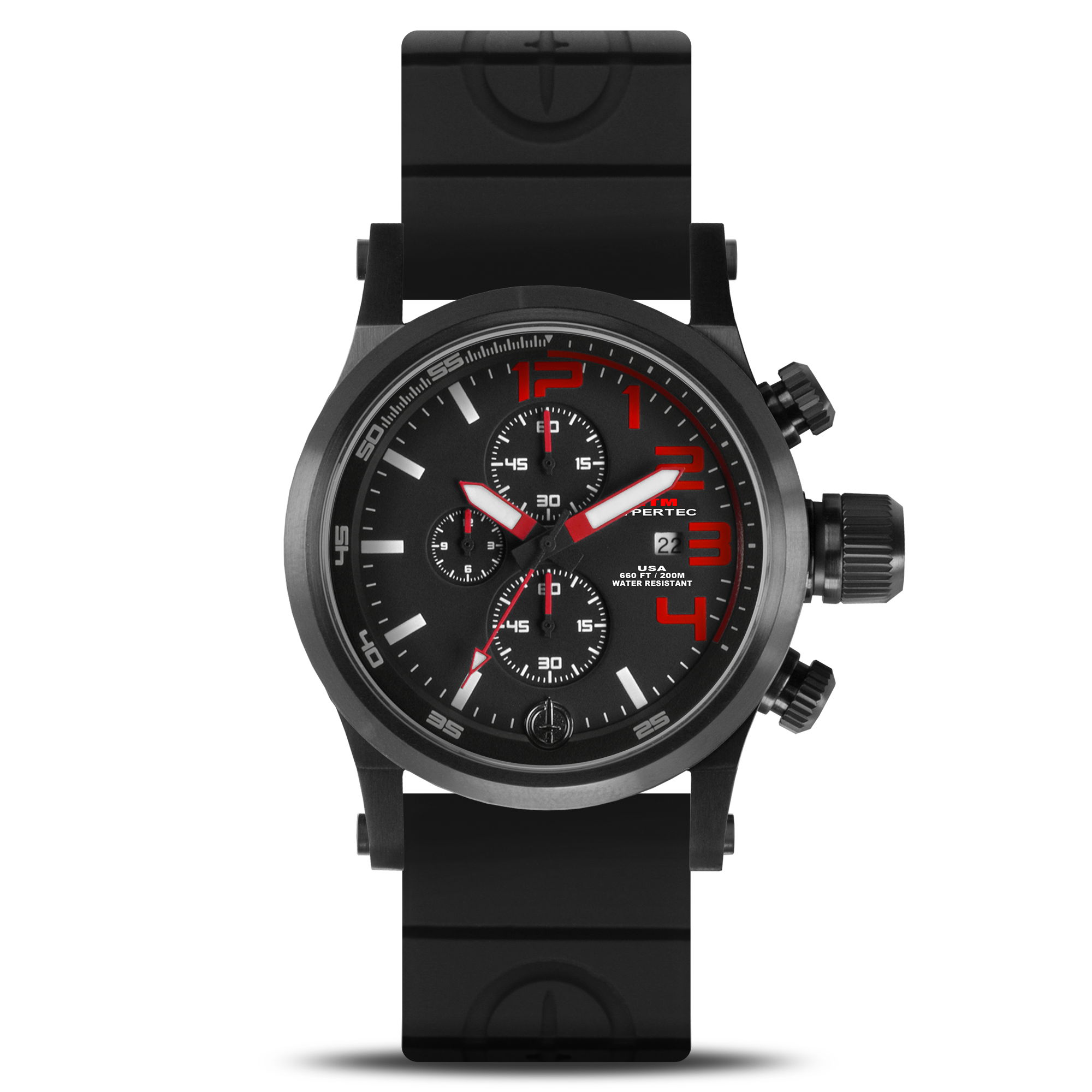 Black Hypertec Chrono 3A